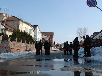 Семью беженцев из Донецка убили 28 декабря //  Эдуард Кислинский / Global Look Press