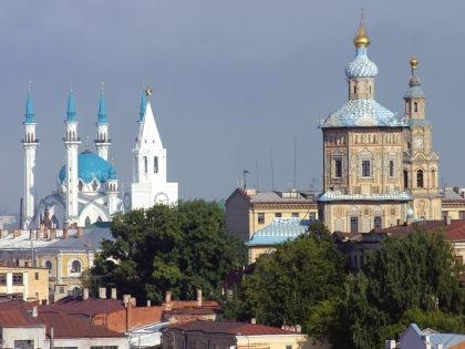 Казань – один из самых выгодных для жизни российских городов // Фарит Губаев / Global Look Press