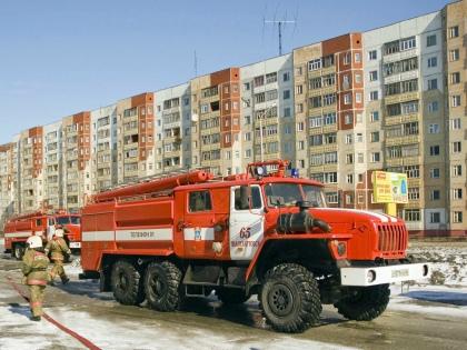 Что для обычного человека – праздник, то для пожарного – трудовые будни // Global Look Press