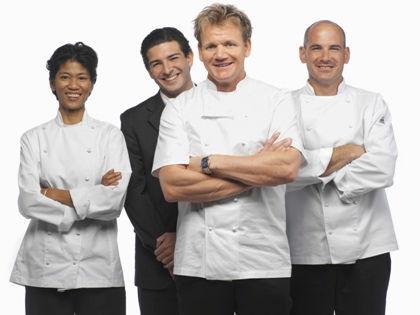 Кулинарные программы по телевидению усиливают чувство голода у зрителей // Global Look Press