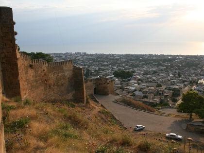 Взобраться к крепости нелегко, но это того стоит // Саид Гаджиев / Global Look Press
