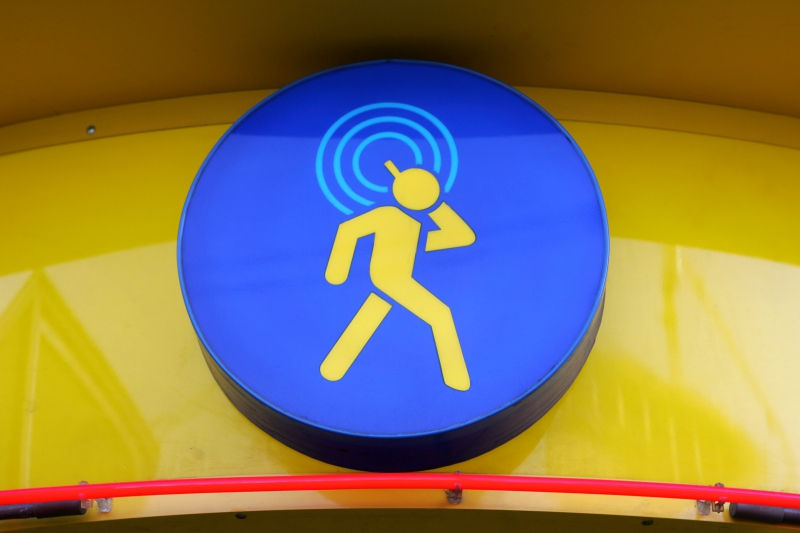 В ЮЗАО столицы ограбили салон сотовой связи // Global Look Press
