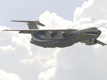 Экипаж Ил-76 отказывался лететь из-за плохой видимости // Роман Денисов / Global Look Press