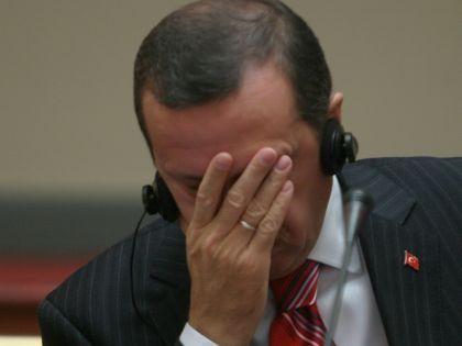 Может ли Эрдоган (на фото) выиграть затеянную им борьбу с Путиным? // Виктор Чернов / Russian Look