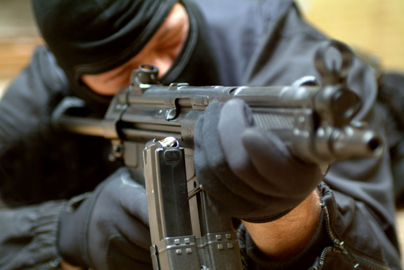 Международных террористов задержали в Петербурге // Global Look Press