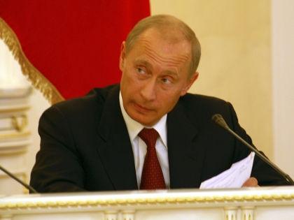 Владимир Путин // Фарит Губаев / Global Look Press