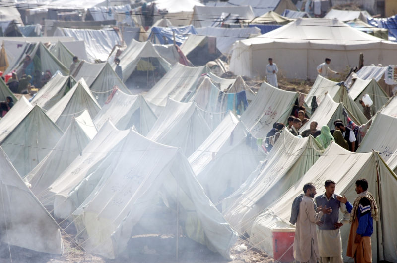 В Пакистане убиты 10 человек  // Global Look Press