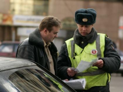 Квитанция об оплате штрафа поможет, если возникнет спор из-за данных по базе // Василий Смирнов / Global Look Press