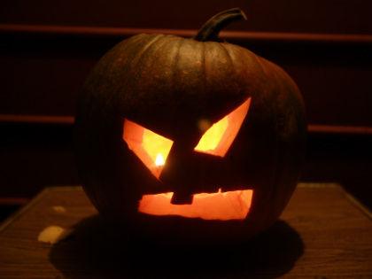 Во времена закручивания гаек даже спокойно отмеченный Хеллоуин надобно ценить // Global Look Press