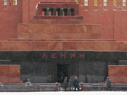 Мавзолей Ленина // Global Look Press