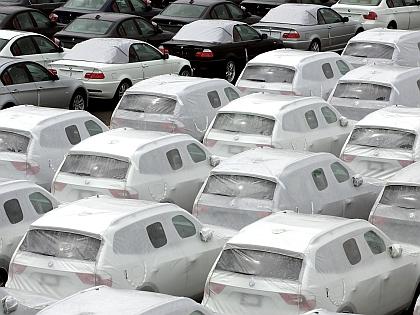Результаты 2017 года для рынка новых авто могут оказаться лучше предыдущего года // Global Look Press