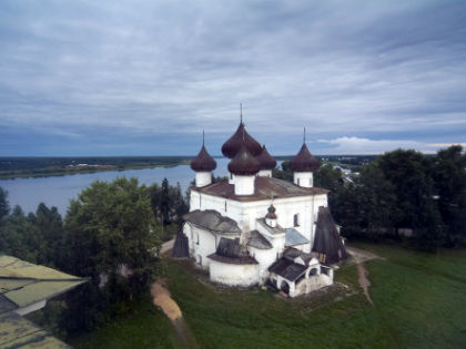Христорождественский собор в Каргополе // Global Look Press
