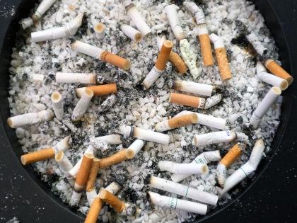 Курящие спортсмены // Global Look Press