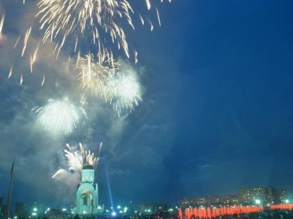 На День города 2 сентября Москва запланировала потратить 500 миллионов рублей // Global Look Press