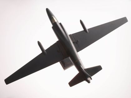 Модель самолета U-2 в музее ЦРУ в Вашинтоне (США) // Global Look Press