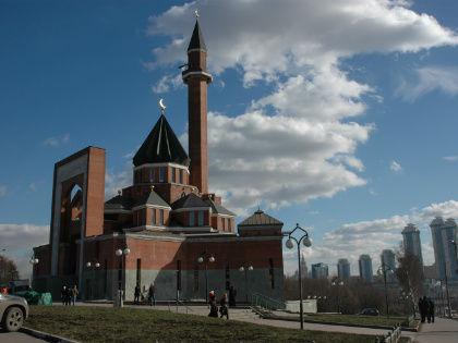 Мемориальная мечеть на Поклонной горе // Global Look Press