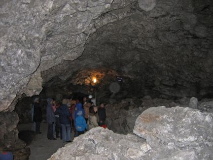 Оказывается, в пещерах можно не только гулять с экскурсиями, но и лечиться // Николай Субботин / Global Look Press