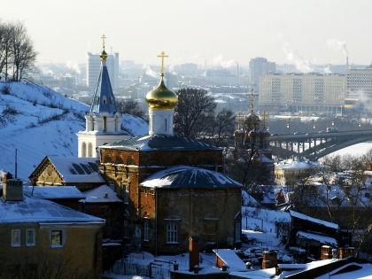 Нижний Новгород // Константин Кокошкин / Global Look Press