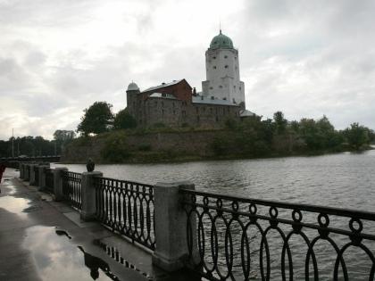 Власти Выборга решили снести исторический квартал города // Global Look Press