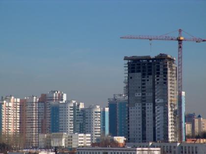 Комитет государственного строительного надзора города Москвы (Мосгосстройнадзор) в 2016 году выдал разрешений на строительство на плоащди 10,17 млн кв. метров // Global Look Press