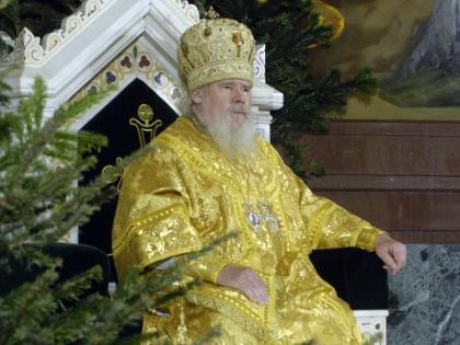 Патриарх Алексий II // Global Look Press