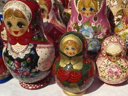 Русские матрешки // Global Look Press