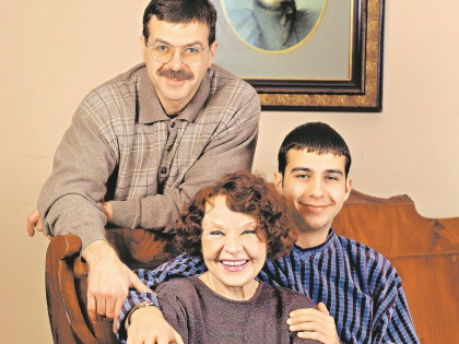 Андрей ургант и дети фото