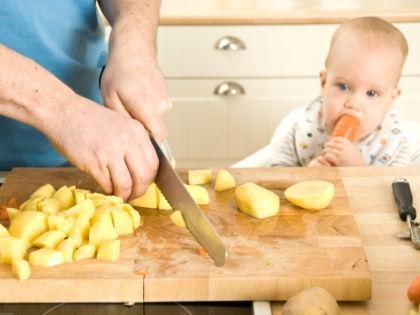 Картофель дает детям необходимый им калий и диетические волокна // Augenblick fotografie & design / Global Look Press