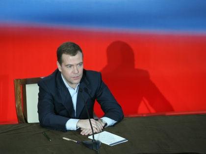 Дмитрий Медведев // Денис Семенов / Global Look Press