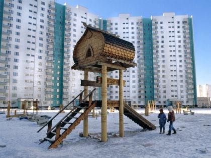 Вторичный рынок жилья // Global Look Press