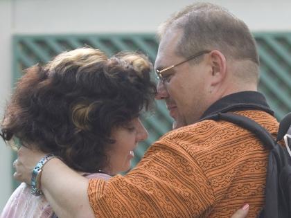 «Женщину-то по чему оценивают?... По мужчине, за которого вышла замуж» // Global Look Press
