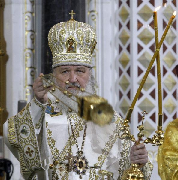 Патриарху предложили разъяснить ситуацию в Новосибирске // Global Look Press