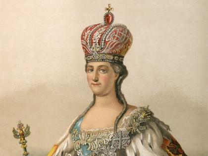 Екатерина II // Global Look Press