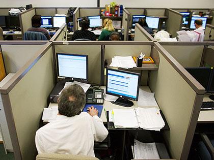В России создадут систему перехвата офисных разговоров // Майкл Френсис МакЭлрой / Global Look Press