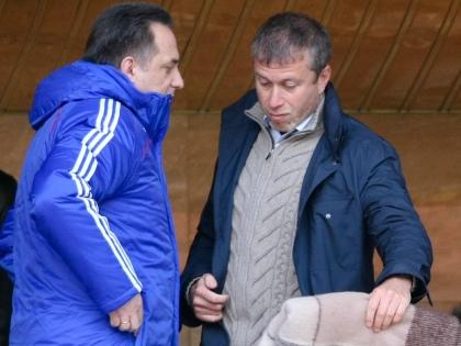 Виталий Мутко и Роман Абрамович // Global Look Press