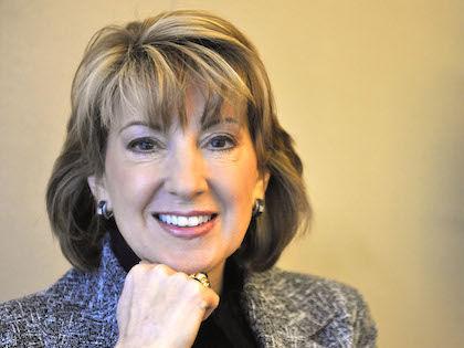 Кандидат в президенты США Карли Фиорина //  Global Look
