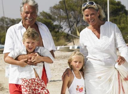 Семья — одна из главных опор в жизни человека // Global Look Press