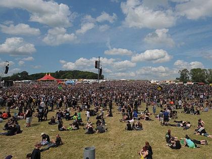 Концерты под открытым небом // Global Look Press