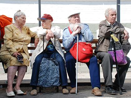 Вместо индексации пенсий пенсионеры могут получить разовую выплату // Александр Легкий / Global Look Press