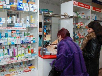 Обязанность аптекаря – дать полную информацию об имеющихся в продаже безрецептурных препаратах // Global Look Press