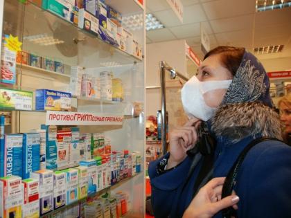 Превышение эпидемиологического порога заболеваемости ОРВИ и гриппом зафиксировано в трех субъектах, находящихся в разных концах страны // Global Look Press