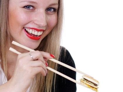 Китайский и японский методы похудения // Global Look Press