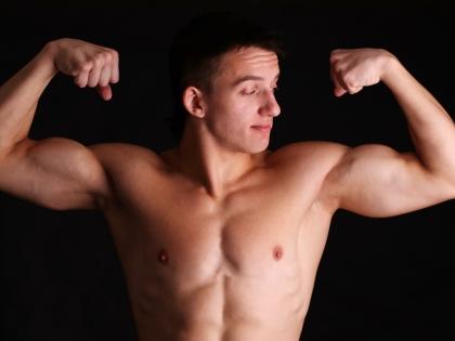 Спортсмен секс тестостерон