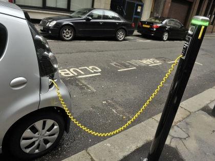 В Европе электромобили становятся все более популярными // Global Look Press