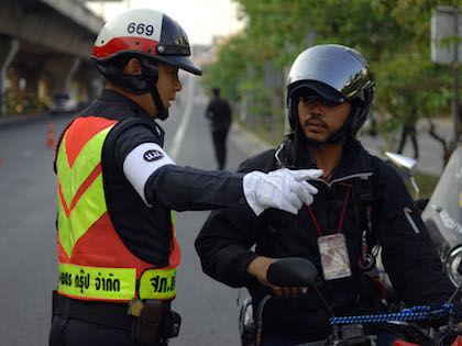 Оксану Эндюськину задержали сотрудники полиции Таиланда //  Global Look
