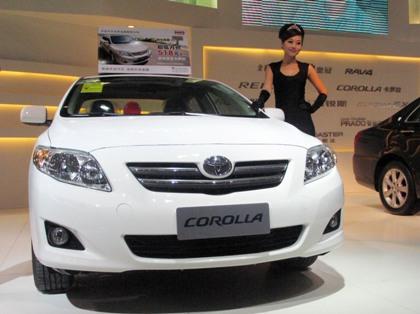 Первую строчку заняла Toyota Corolla, которая не первый год пользуется бешеным спросом по всему миру // Global Look Press