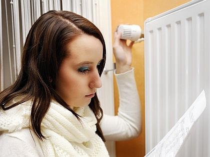 Холодные батареи в начале отопительного сезона могут говорить воздушных пробках в системе // Global Look Press