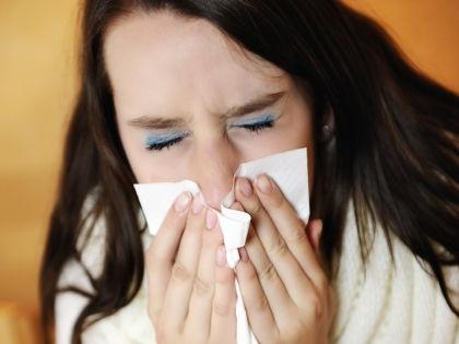 Простуда с ее чихами и насморками может отступить перед... керосином? // Global Look Press