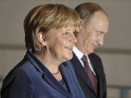 Канцлер Ангела Меркель может получить Нобелевскую премию мира //  Global Look