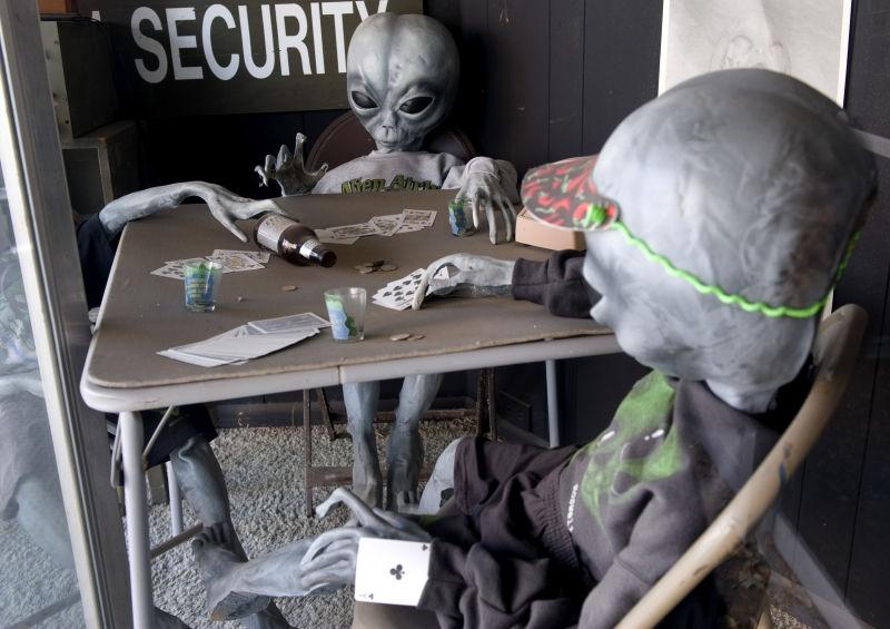 Ученые рассказали о роли инопланетян в Солнечной системе // Global Look Press